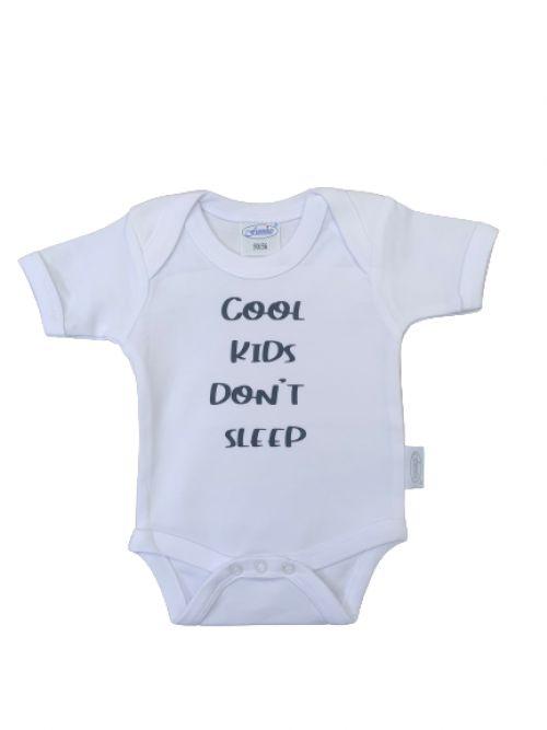 Romper Cool Kids Don't Sleep