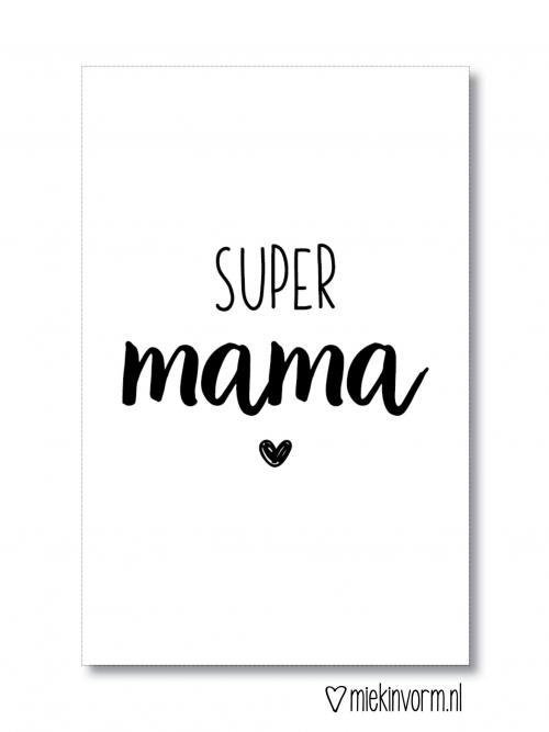 Minikaart Mama